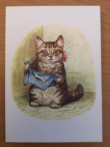 Miss Moppet Card