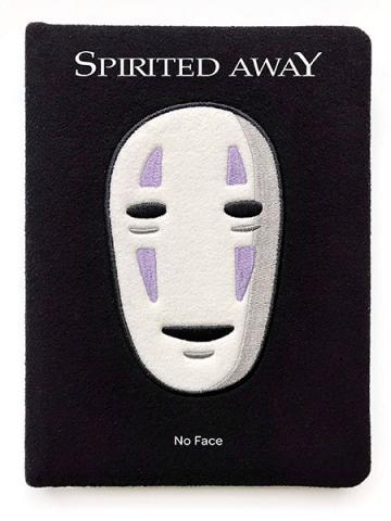 No Face Plush Journal