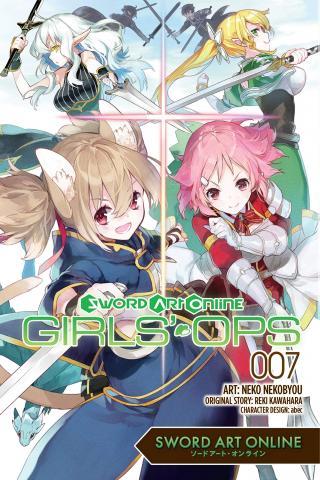 Sword Art Online Girls' Ops Vol 7