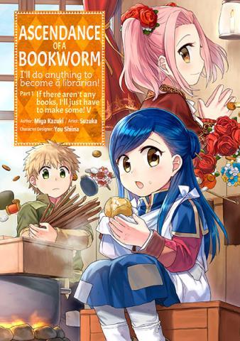 Ascendance of a Bookworm Part 1 Vol 5