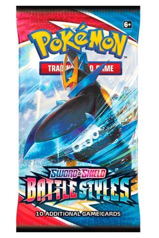 Sword & Shield Battle Styles Booster