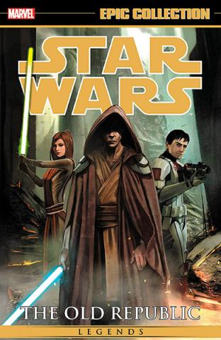 Star Wars Legends Epic Collection: The Old Republic Vol 4
