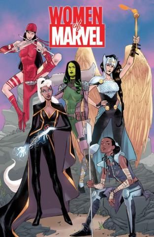 Women of Marvel One-Shot