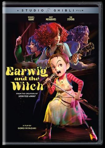 Earwig and the Witch (USA-import)