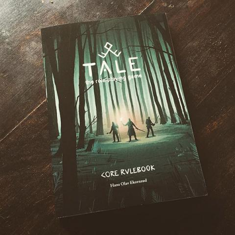 Tale the Role-playing Game Core Rulebook