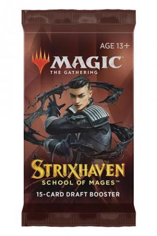 Strixhaven - Draft Booster