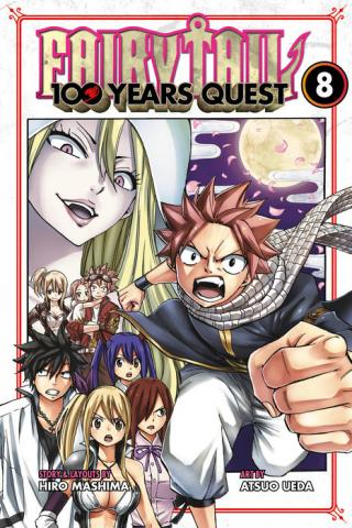 Fairy Tail: 100 Years Quest 8