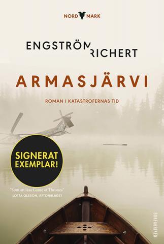 Armasjärvi (Signerad)