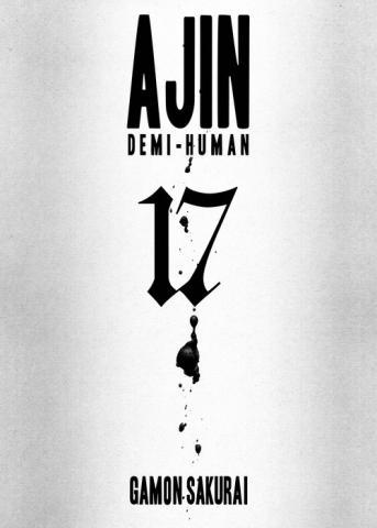 Ajin: Demi Human volume 17