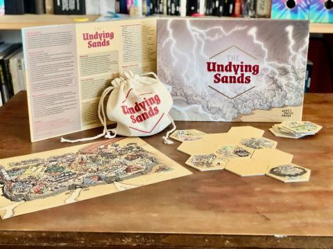 The Undying Sands