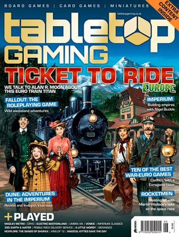 Tabletop Gaming #54, May 2021