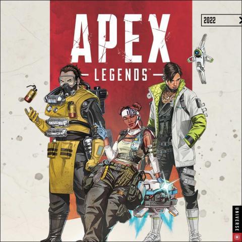 Apex Legends: 2022 Wall Calendar