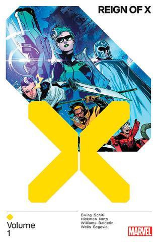 Reign of X vol.1