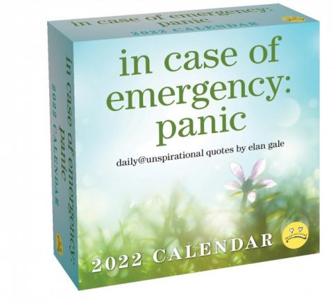 Unspirational 2022 Day-to-Day Calendar