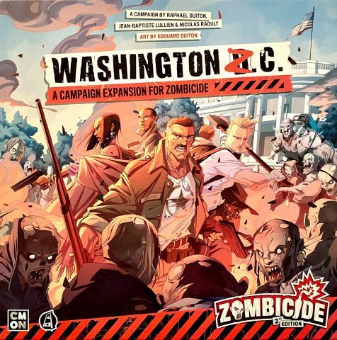 Washington Z.C. Expansion