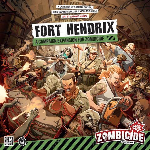 Fort Hendrix Expansion