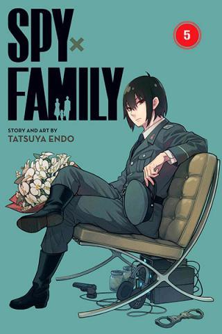 Spy X Family Vol 5