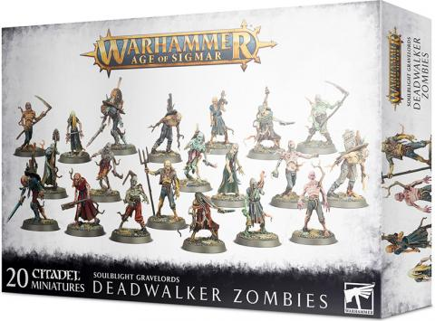 Deadwalker Zombies