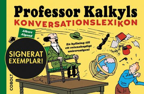 Professor Kalkyls konversationslexikon
