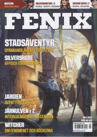Fenix Nr 3, Maj 2021