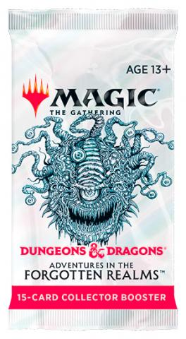 Magic Adventures in the Forgotten Realms Collector Booster