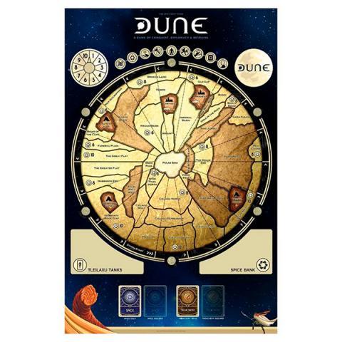 Dune Game Mat (36' x 24')