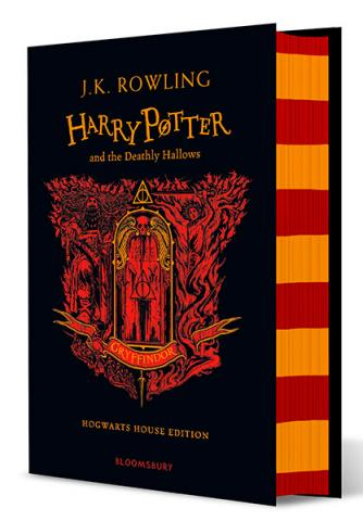 Harry Potter and the Deathly Hallows (Gryffindor Edition)