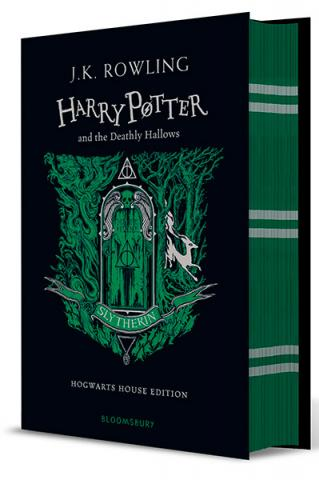 Harry Potter and the Deathly Hallows (Slytherin Edition)