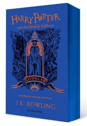 Harry Potter and the Deathly Hallows (Ravenclaw Edition)