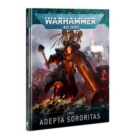 Codex: Adepta Sororitas (9th Edition)
