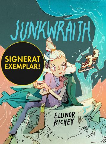 Junkwraith (Signerad)