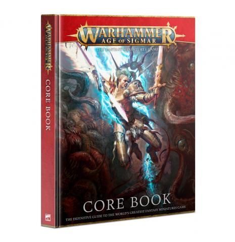 Warhammer - Age of Sigmar: Core Book (3rd Edition)