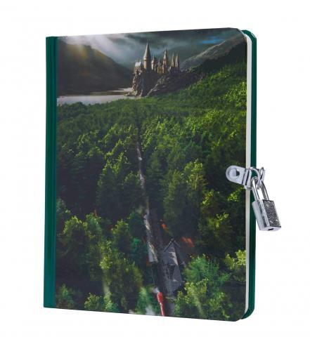 Hogwarts Express Lock & Key Diary
