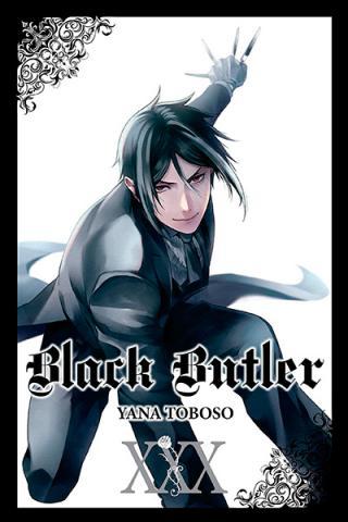 Black Butler Vol 30