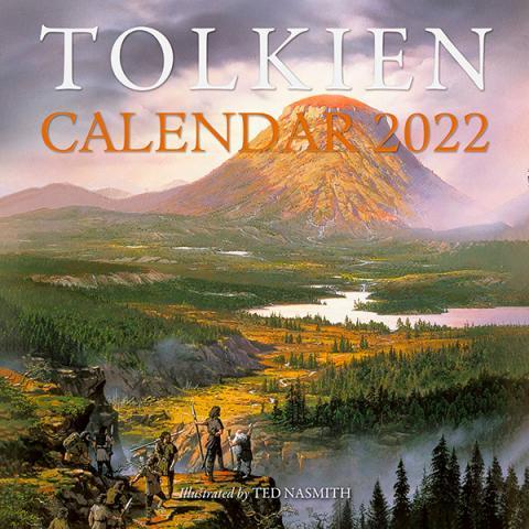 The Tolkien Official Calendar 2022