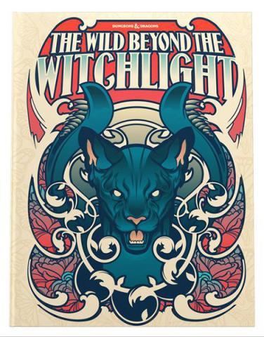 The Wild Beyond the Witchlight - A Feywild Adventure (Alternative Art Cover ENDAST I BUTIK)