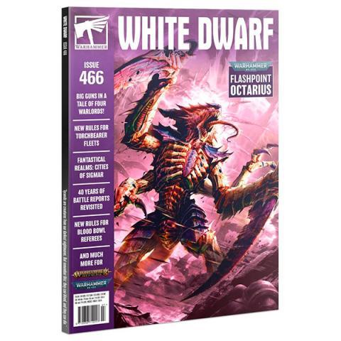 White Dwarf Monthly Nr 466 Juli
