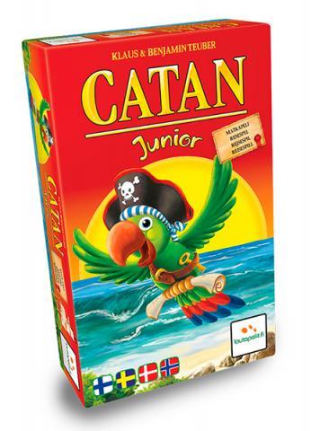 Catan Junior Travel