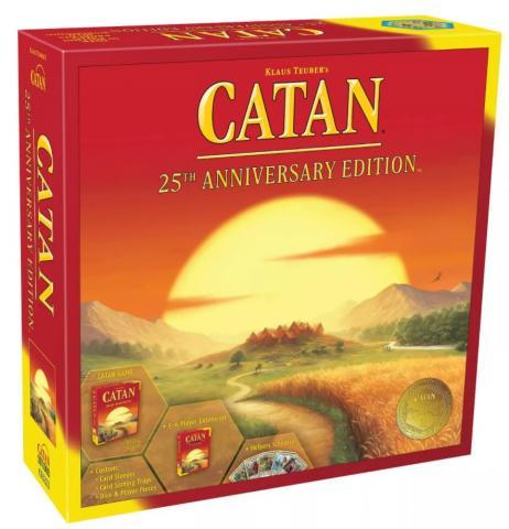Catan (25th Anniversary Edition)