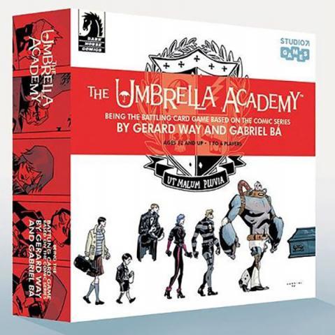 The Umbrella Academy Card Game
