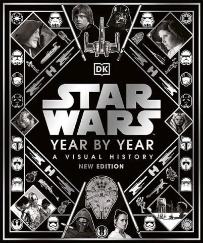 Star Wars Year by Year: A Visual History