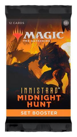 Magic Innistrad Midnight Hunt - Set Booster