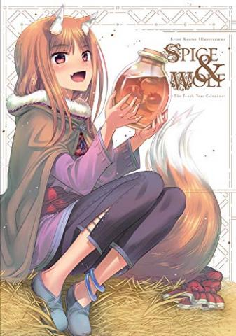 Keito Koume Illustrations: Spice & Wolf The Tenth Year Calvadoss