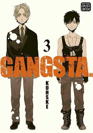 Gangsta Vol 3