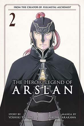 The Heroic Legend of Arslan 2
