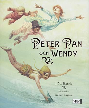Peter Pan och Wendy