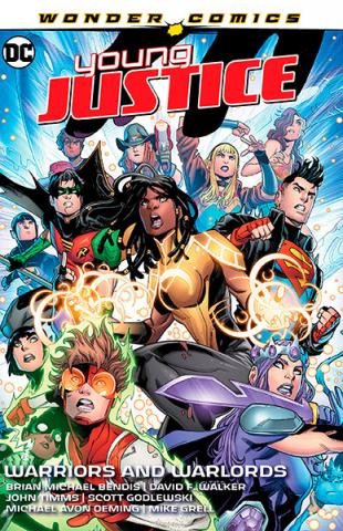 Young Justice Vol 3: Warriors and Warlords