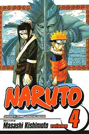 Naruto Vol 4