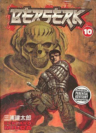 Berserk Vol 10