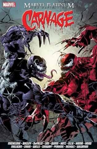 Marvel Platinum: The Definitive Carnage